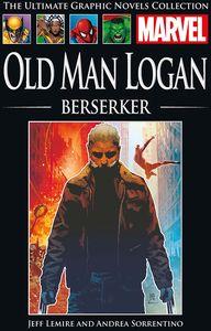 [Marvel Graphic Novel Collection: Volume 177: Old Man Logan Berserker (Product Image)]