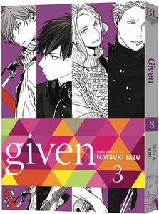 [Given: Volume 3 (Product Image)]