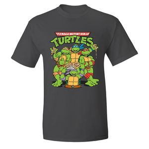 [Teenage Mutant Ninja Turtles: T-Shirt: Group (Product Image)]