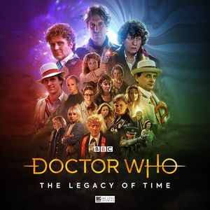 [Doctor Who: The Legacy Of Time (Product Image)]
