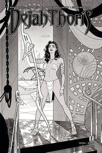 [Dejah Thoris: 2019 #11 (Georgiev Black & White Variant) (Product Image)]