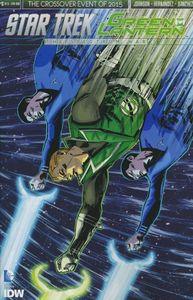 [Star Trek/Green Lantern #3 (Subscription Variant) (Product Image)]