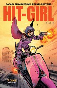 [Hit-Girl #9 (Cover A Albuquerque) (Product Image)]
