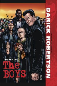 [The Art Of The Boys: The Complete Covers (Hardcover) (Product Image)]