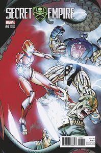 [Secret Empire #6 (Js Campbell Variant) (Product Image)]