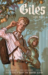 [Buffy The Vampire Slayer: Season 11: Giles: Girl Blue: Volume 1 (Product Image)]