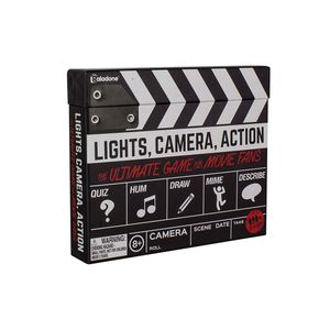 [Lights, Camera, Action (Product Image)]