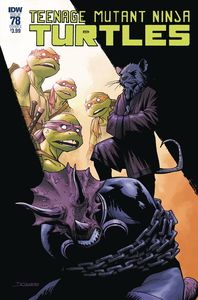 [Teenage Mutant Ninja Turtles Ongoing #78 (Cover A Couceiro) (Product Image)]