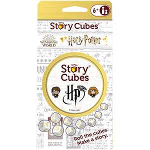 [Rory's Story Cubes: Harry Potter (Product Image)]