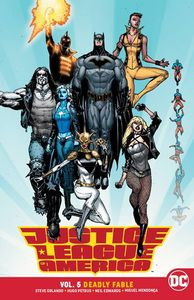[Justice League Of America: Volume 5: Deadly Fable (Product Image)]