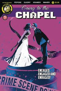 [Going To The Chapel #3 (Cover B House) (Product Image)]