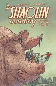 [Shaolin Cowboy: Who`ll Stop The Reign? (Product Image)]