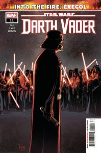 [Star Wars: Darth Vader #11 (Product Image)]