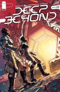 [Deep Beyond #5 (Cover A Broccardo) (Product Image)]