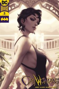 [Catwoman #3 (Artgerm Gold Foil Convention Variant) (Product Image)]