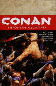 [Conan: Volume 12: Throne Of Aquilonia (Hardcover) (Product Image)]