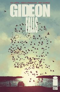 [Gideon Falls #8 (Cover A Sorrentino & Stewart) (Product Image)]