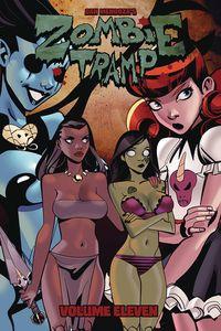 [Zombie Tramp: Volume 11: Demon Dames & Scandalous Games (Product Image)]