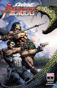 [Savage Avengers #6 (Product Image)]