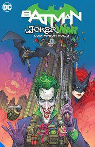 [Batman: The Joker War Companion: Volume 2 (Hardcover) (Product Image)]
