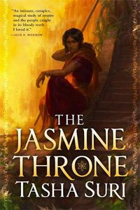 [The Jasmine Throne (Product Image)]