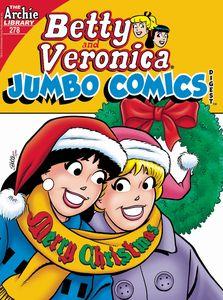 [Betty & Veronica Jumbo Comics Digest #278 (Product Image)]