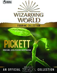 [Wizarding World Figurine Collection Special: #4: Pickett The Bowtruckle (Product Image)]