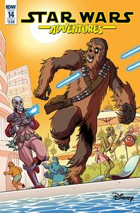 [Star Wars: Adventures #14 (Cover A Mauricet) (Product Image)]