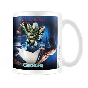 [Gremlins: Mug: We're Here (Product Image)]