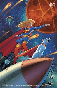 [Supergirl #23 (Variant Edition) (Product Image)]