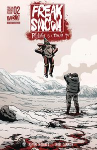 [Freak Snow #2 (Cover B Emmons) (Product Image)]