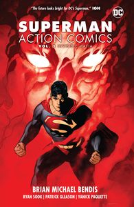 [Superman: Action Comics Volume 1: Invisible Mafia (Hardcover) (Product Image)]