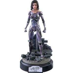 [Alita: Battle Angel: Hot Toys Figure Alita (Product Image)]