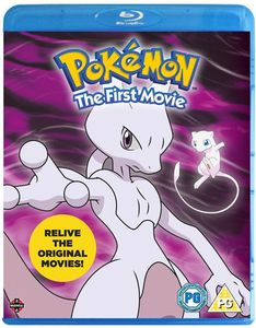 [Pokemon: The First Movie (Blu-Ray) (Product Image)]