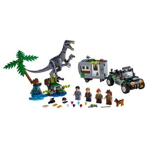 [LEGO: Jurassic World: Baryonyx Face Off (Product Image)]