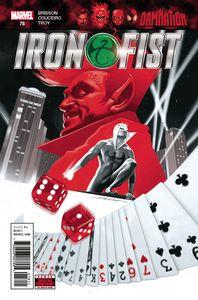 [Iron Fist #78 (Legacy) (Product Image)]