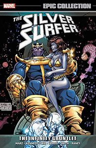 [Silver Surfer: Epic Collection: Infinity Gauntlet (Product Image)]