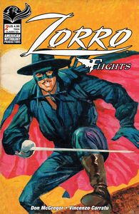[Zorro Flights #2 (Cover B Classic Variant) (Product Image)]