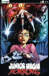 [Junior High Horrors #4 (Cover A Nightmare Elm St Parody) (Product Image)]