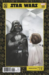 [Star Wars #28 (Star Wars 40th Anniversary Variant) (Product Image)]