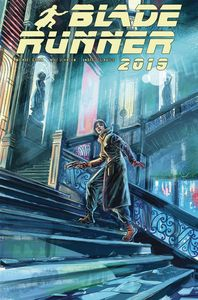 [Blade Runner 2019 #8 (Cover A Hervas) (Product Image)]