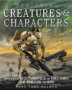 [Designing Creatures And Characters (Hardcover) (Product Image)]