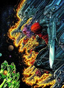 [Green Lantern: Season 2 #8 (Product Image)]