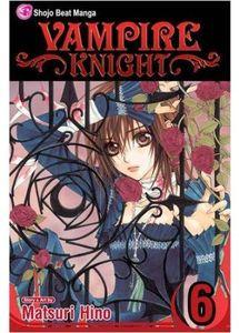 [Vampire Knight: Volume 6 (Product Image)]