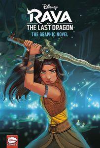 [Disney: Raya & The Last Dragon: The Graphic Novel (Product Image)]