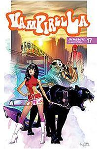 [Vampirella #17 (Gunduz Color Variant) (Product Image)]