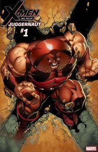 [X-Men: Black Juggernaut #1 (Product Image)]