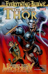 [Mighty Thor/Journey Into Mystery: Everything Burns (Product Image)]