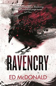 [The Raven's Mark: Book 2: Ravencry (Hardcover) (Product Image)]