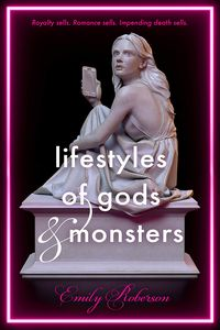 [Lifestyles Of Gods & Monsters (Hardcover) (Product Image)]
